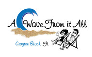 A Wave From It All Logo - Entry #45