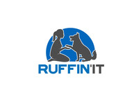 Ruffin'It Logo - Entry #200