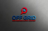 Off Grid Preparedness Supply Company Logo - Entry #11