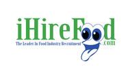 iHireFood.com Logo - Entry #32