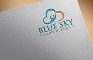 Blue Sky Life Plans Logo - Entry #195