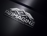 Reimagine Roofing Logo - Entry #131