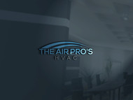 The Air Pro's  Logo - Entry #43