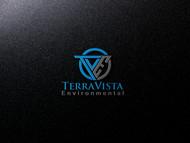 TerraVista Construction & Environmental Logo - Entry #71