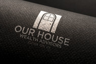 Our House Wealth Advisors Logo - Entry #25