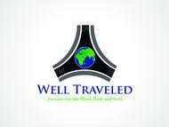 Well Traveled Logo - Entry #1