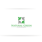 Natural Green Cannabis Logo - Entry #45