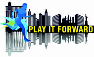 Play It Forward Logo - Entry #213