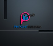 PINPOINT BUILDING Logo - Entry #65