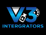 V3 Integrators Logo - Entry #60