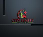 City Limits Vet Clinic Logo - Entry #367