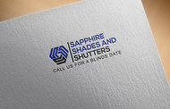 Sapphire Shades and Shutters Logo - Entry #33