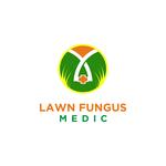Lawn Fungus Medic Logo - Entry #166