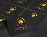 Golden Oak Wealth Management Logo - Entry #43