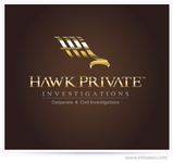 Hawk Private Investigations, Inc. Logo - Entry #68