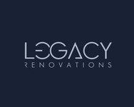 LEGACY RENOVATIONS Logo - Entry #92