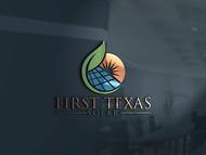 First Texas Solar Logo - Entry #33