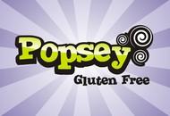 gluten free popsey  Logo - Entry #111