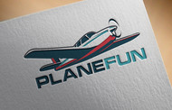 PlaneFun Logo - Entry #28