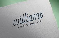 williams legal group, llc Logo - Entry #16