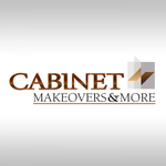 Cabinet Makeovers & More Logo - Entry #204