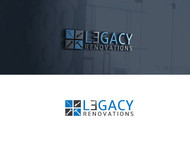 LEGACY RENOVATIONS Logo - Entry #83