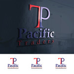 Pacific Traders Logo - Entry #154