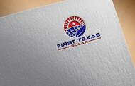 First Texas Solar Logo - Entry #130