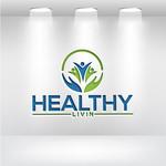Healthy Livin Logo - Entry #339