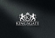 Kingsgate Real Estate Logo - Entry #94