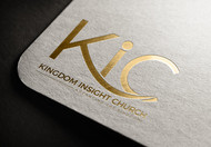 Kingdom Insight Church  Logo - Entry #36