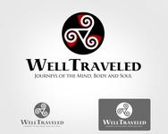 Well Traveled Logo - Entry #107
