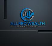 ALLRED WEALTH MANAGEMENT Logo - Entry #718