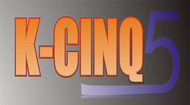K-CINQ  Logo - Entry #57