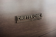 Drifter Chic Boutique Logo - Entry #286