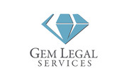 Gem Legal Services Logo - Entry #50