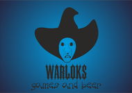 Warlocks Games and Beer Logo - Entry #6