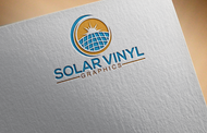 Solar Vinyl Graphics Logo - Entry #263