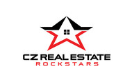 CZ Real Estate Rockstars Logo - Entry #69