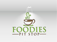 Foodies Pit Stop Logo - Entry #74