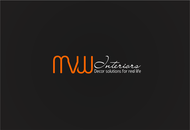 MvW Interiors Logo - Entry #84