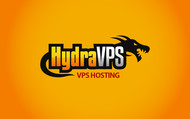 HydraVPS Logo - Entry #37