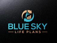 Blue Sky Life Plans Logo - Entry #135