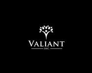 Valiant Inc. Logo - Entry #92