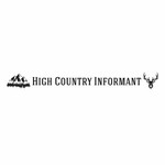 High Country Informant Logo - Entry #140