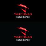Watchman Surveillance Logo - Entry #226
