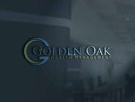 Golden Oak Wealth Management Logo - Entry #138