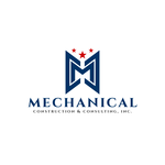 Mechanical Construction & Consulting, Inc. Logo - Entry #199