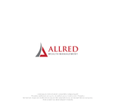 ALLRED WEALTH MANAGEMENT Logo - Entry #487