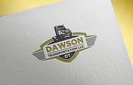 Dawson Transportation LLC. Logo - Entry #268